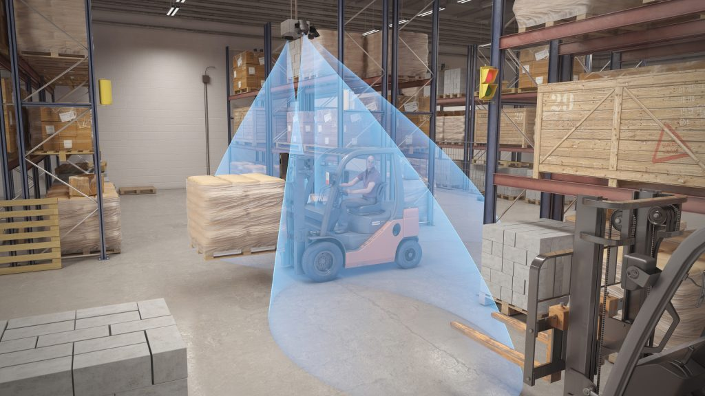 warehousing sensors solutions