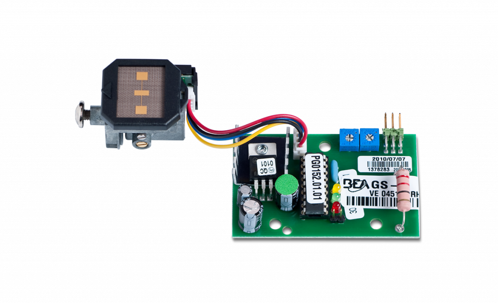 GS-1activation sensor for guidance systems